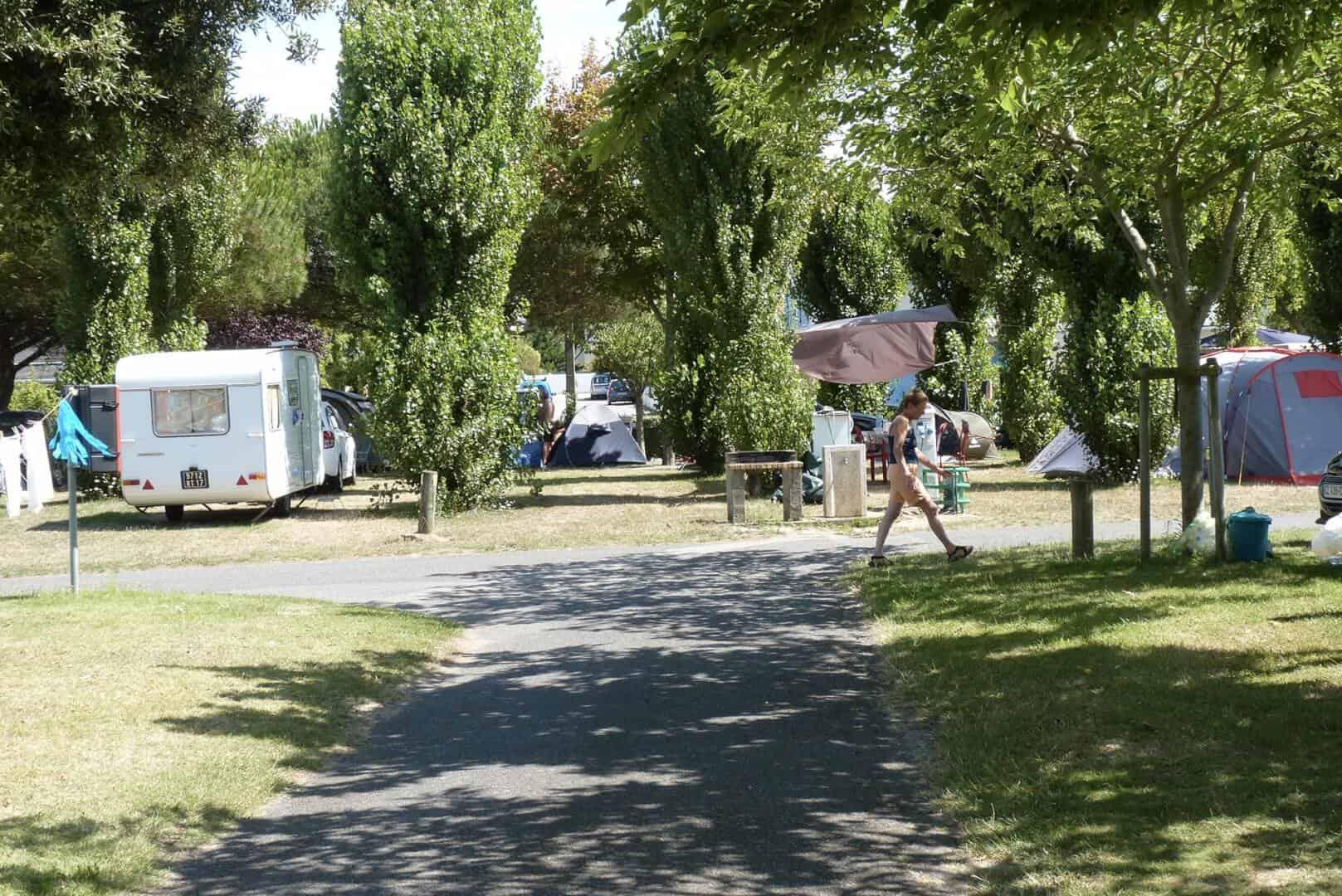 Campings et aire de camping-car