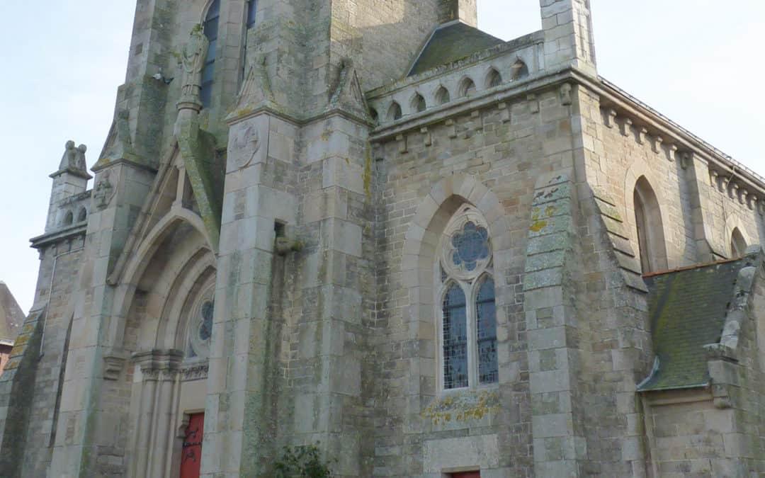 Les journées du patrimoine – Visite guidée – Église Saint-Nicolas et le Patrimoine religieux du Pouliguen