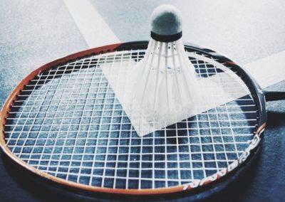 Amicale laïque Corvette badminton