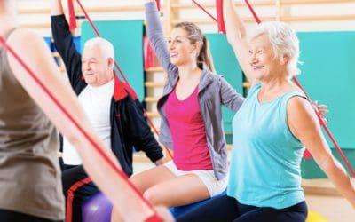 Gym pour les seniors : préinscriptions ouvertes