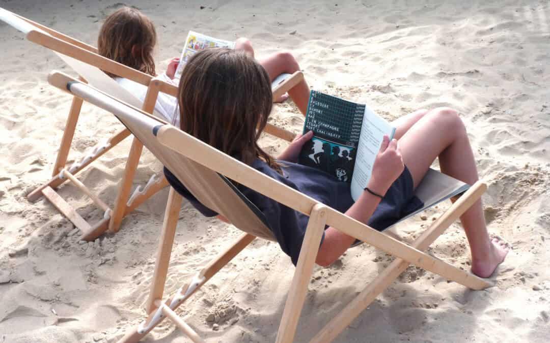 Lecture À Nau plage