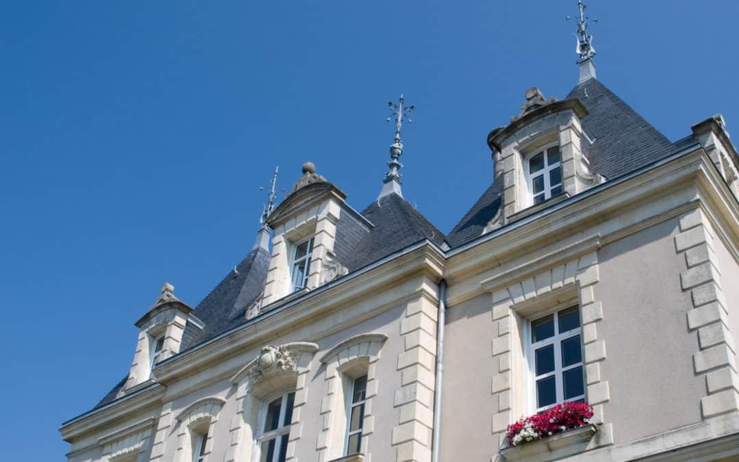 Les journées du patrimoine – Visite guidée – L'Hôtel de Ville