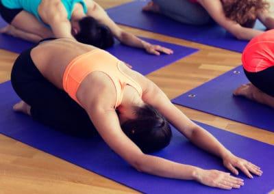 Yoga presqu'île