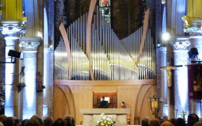 Concert orgue et orchestre le 29 octobre