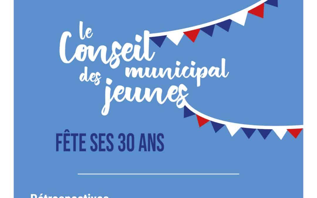 Conseil municipal des jeunes : 30 ans déjà !