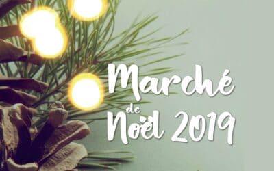 Marché de Noël : les 20, 21 et 22 décembre