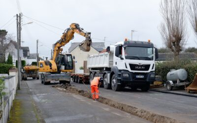 Rue de Bel Air : seconde phase des travaux imminente