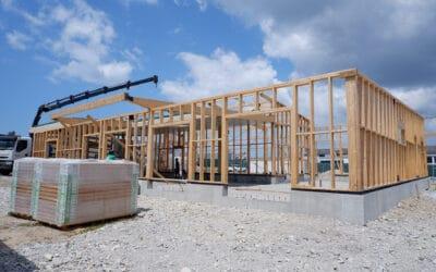 Le nouveau bâtiment du Centre technique municipal est sorti de terre