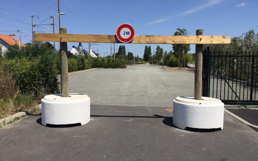Un nouveau parking ouvert en entrée de ville