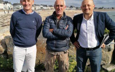 La mer et l'environnement : des priorités pour la municipalité