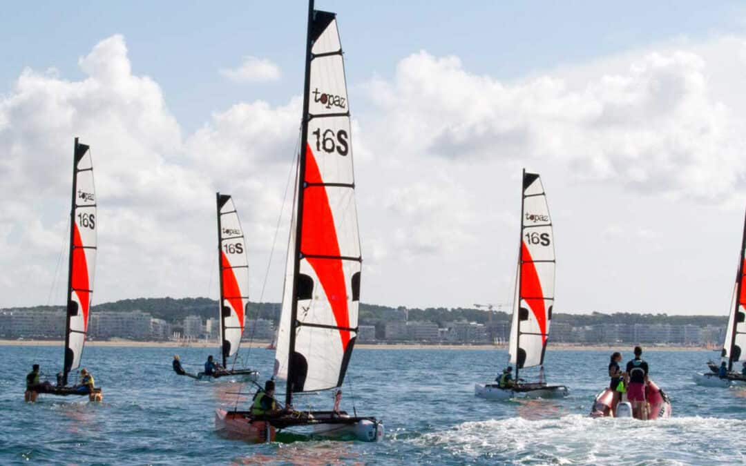 Régate – Interligues – French Moth Cup