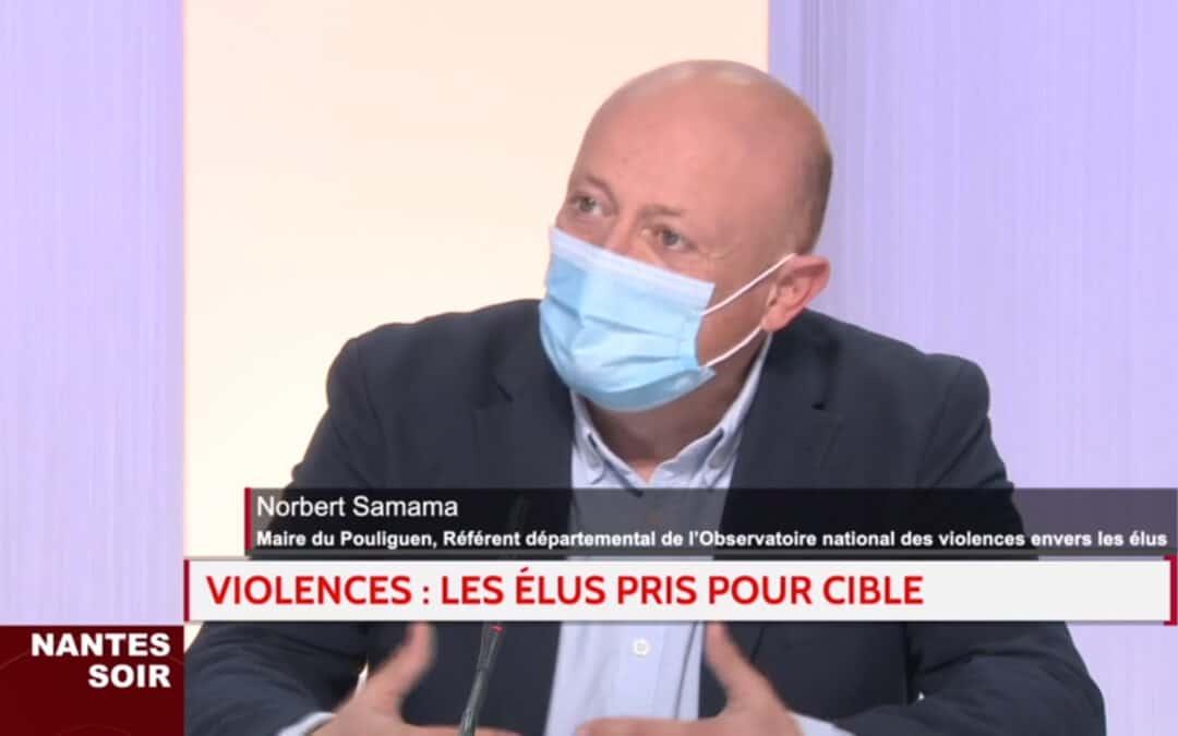 Violences envers les élus : le maire s'exprime sur le plateau de Télénantes