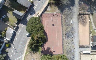 La fermeture des aires de jeux et de sport