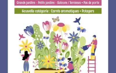 Concours de fleurissement : inscriptions ouvertes