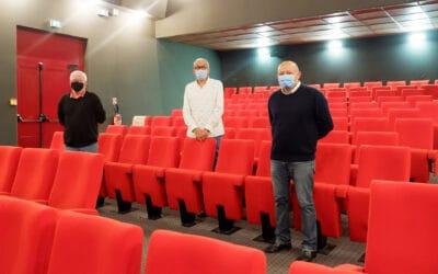 Réouverture du cinéma Pax : des abonnements offerts par la Ville