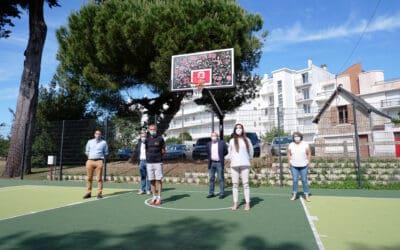 Basket dans le bois : les premiers terrains 3×3 communaux des Pays de la Loire