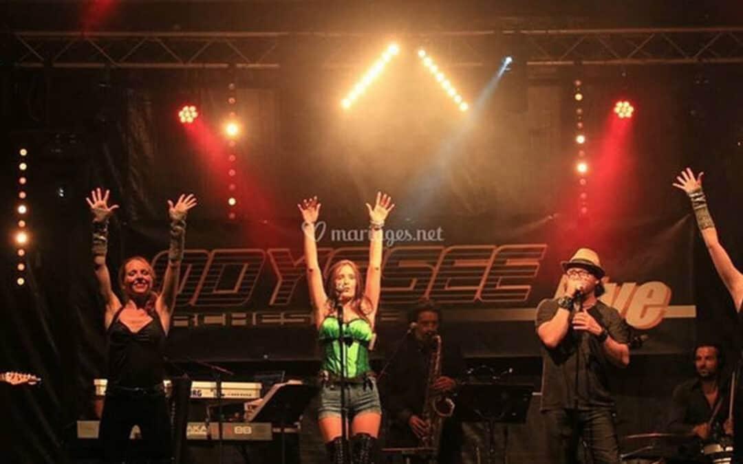 Concert du groupe «Odysée live»