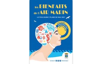 Campagne «Les Bienfaits de l'air marin»