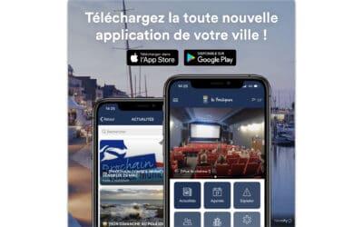 L'application mobile du Pouliguen dans votre poche