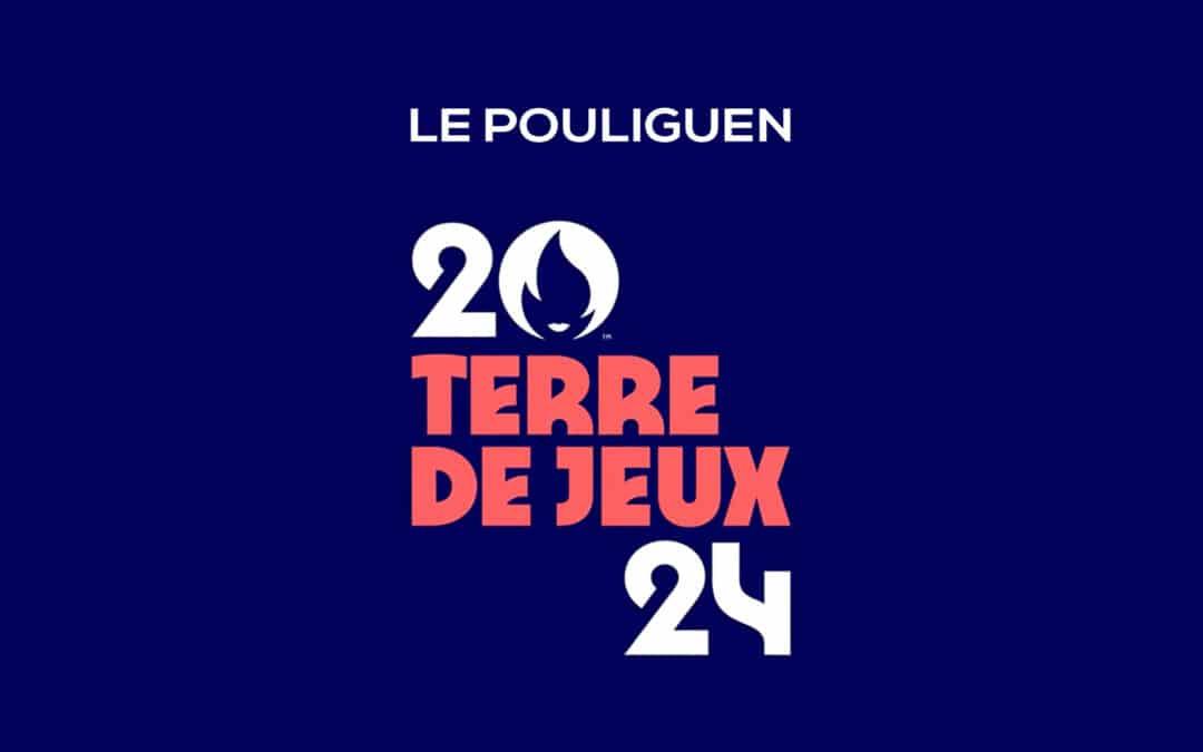 La Ville du Pouliguen, labellisée Terre de jeux 2024
