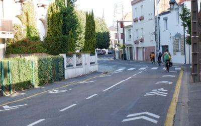 Rue Pierre 1er de Serbie : s'adapter aux usages