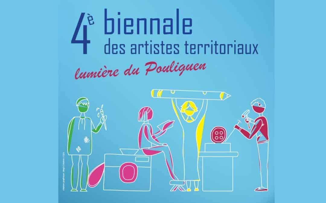 Biennale des artistes territoriaux «Lumière du Pouliguen»
