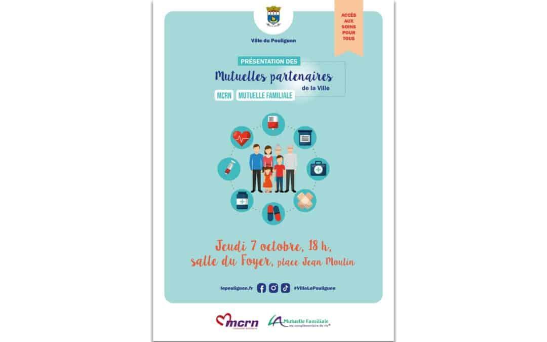 Mutuelles partenaires : présentation publique