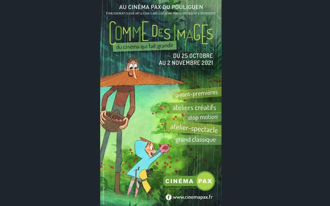 Festival cinéma jeune public «Comme des images»